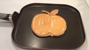 Apple Pancake 2