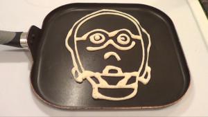 C3PO Pancake 1
