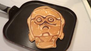 C3PO Pancake 2