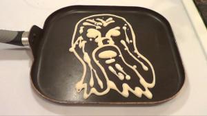 Chewbacca Pancake 1