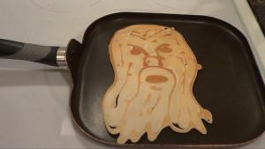 Chewbacca Pancake 2