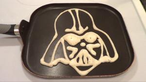 Darth Vader Pancake 1