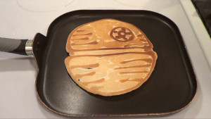 Death Star Pancake 2