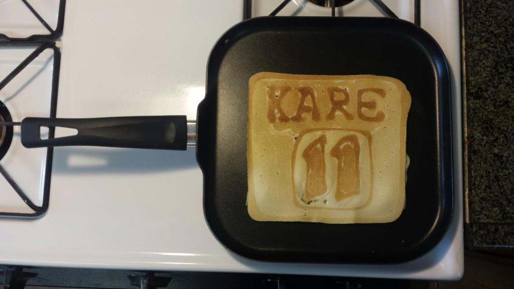 KARE 11 Pancake
