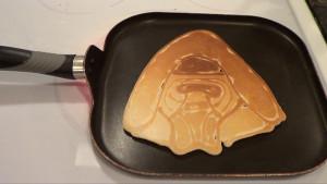 Kylo Ren Pancake 2