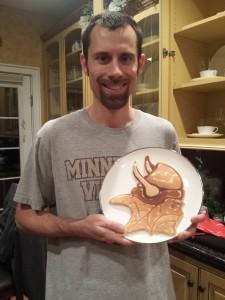 Minnesota Vikings Pancake