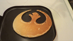 Rebel Alliance Pancake 2