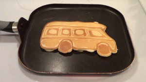 School Bus Pancake 2