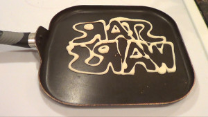 Star Wars Logo Pancake 1