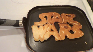 Star Wars Logo Pancake 2