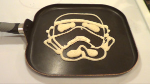 Storm Trooper Pancake 1
