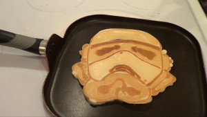 Storm Trooper Pancake 2