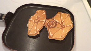 Tie Fighter Pancake 2