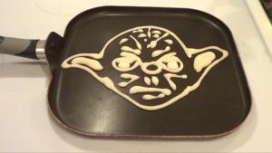 Yoda Pancake 1