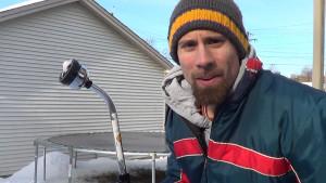 Frozen Trampoline Take 1 - 07