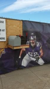 Vikings Mailbox 1