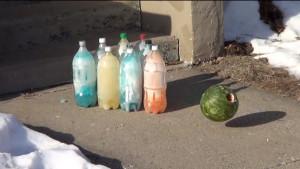 Watermelon Bowling - 03