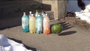 Watermelon Bowling - 04