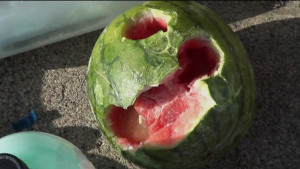 Watermelon Bowling - 07