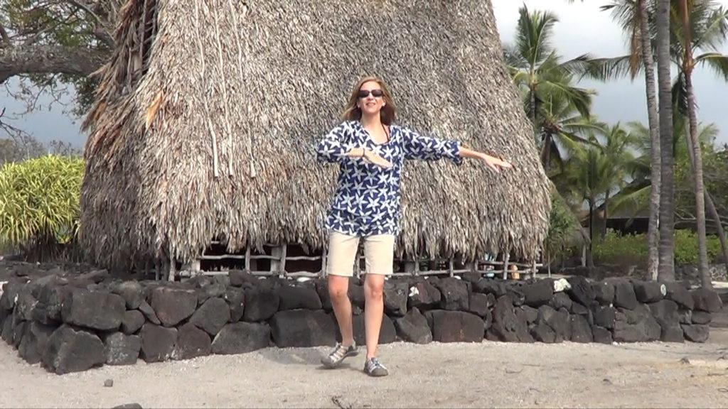Hawaii Dance 003 - Pu'uhonua Honaunau