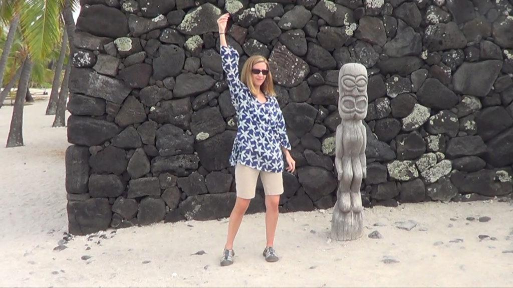 Hawaii Dance 016 - Pu'uhonua Honaunau
