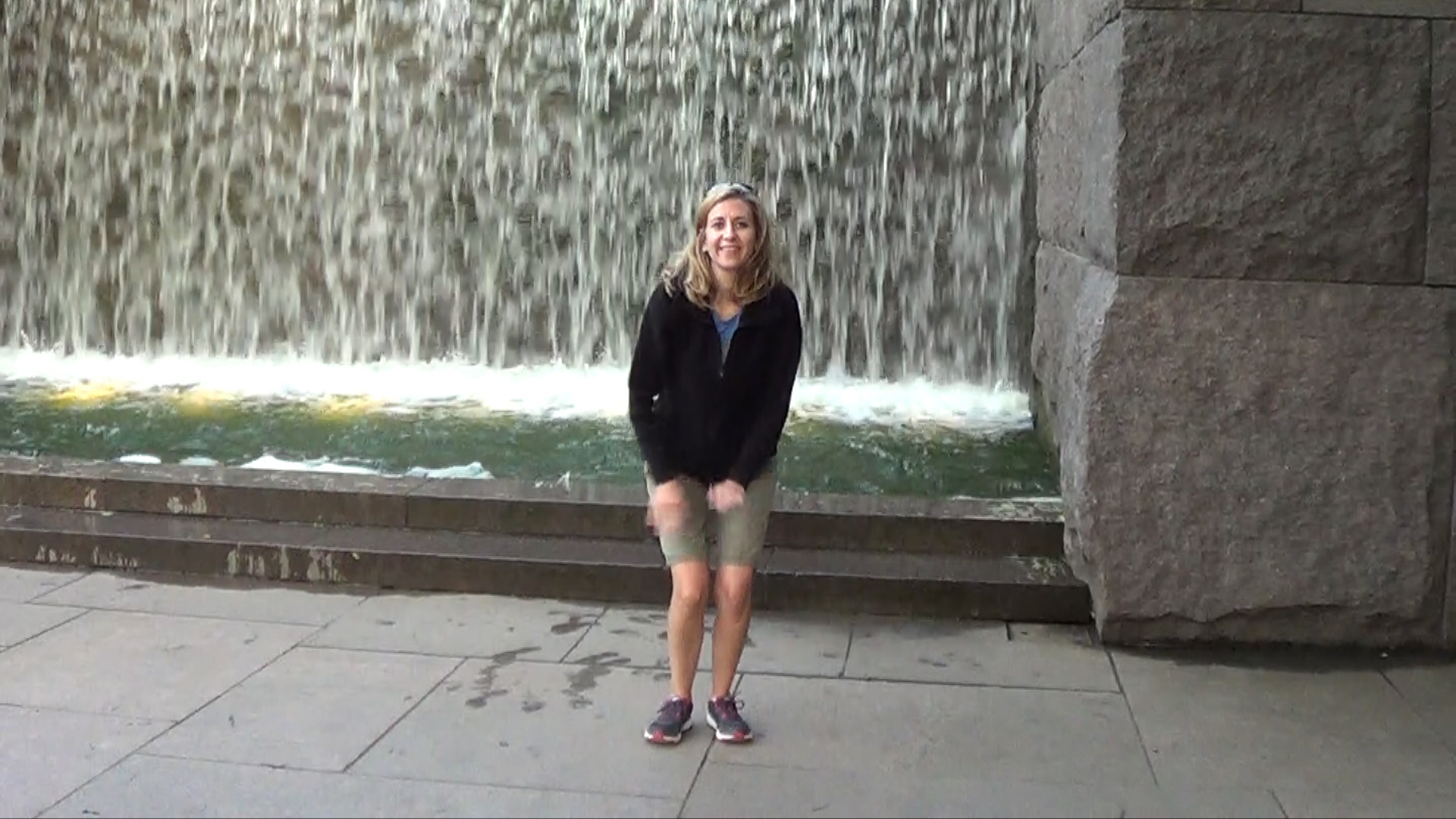08 - Roosevelt Memorial Fountain