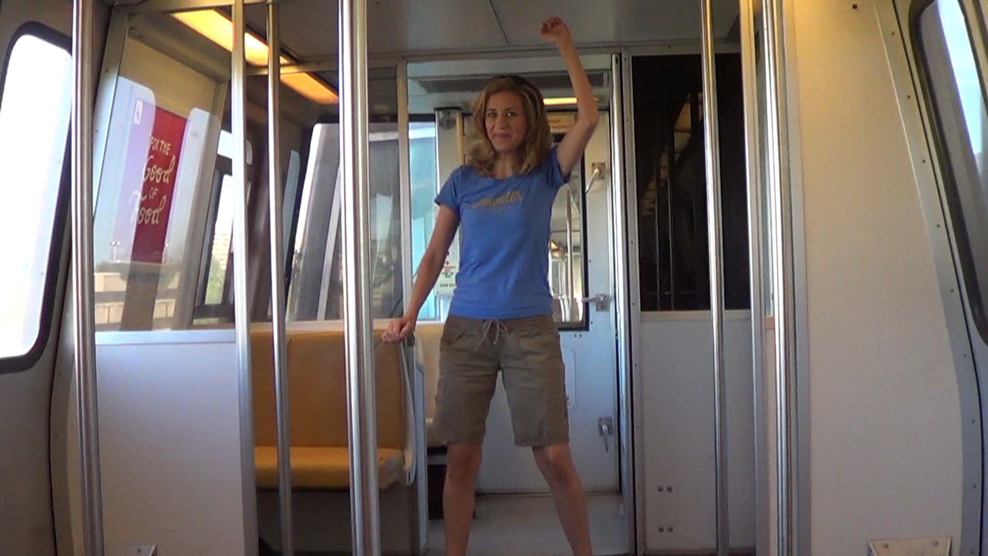 17 - Metro Car