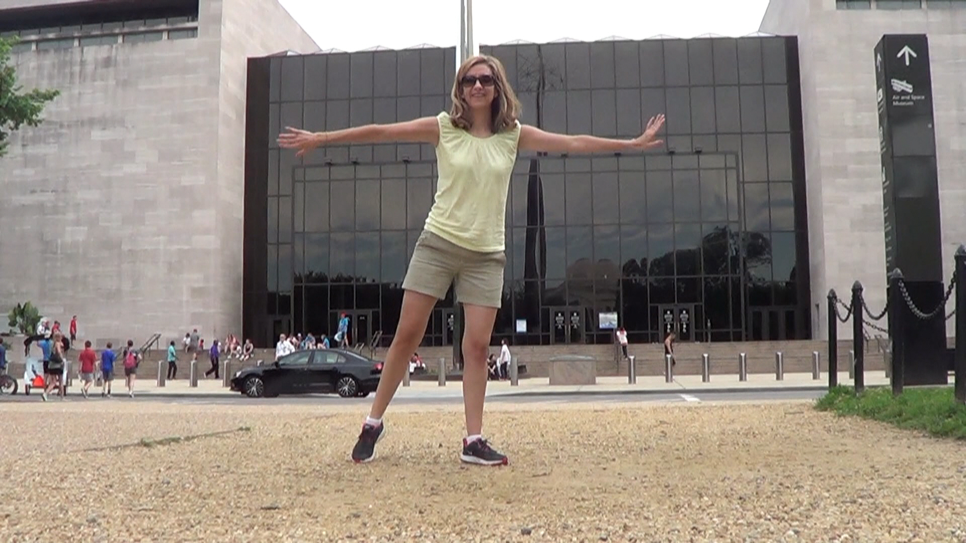 18 - Air and Space Museum