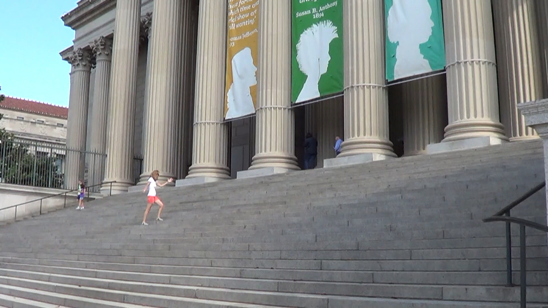 27 - National Archives Stairs