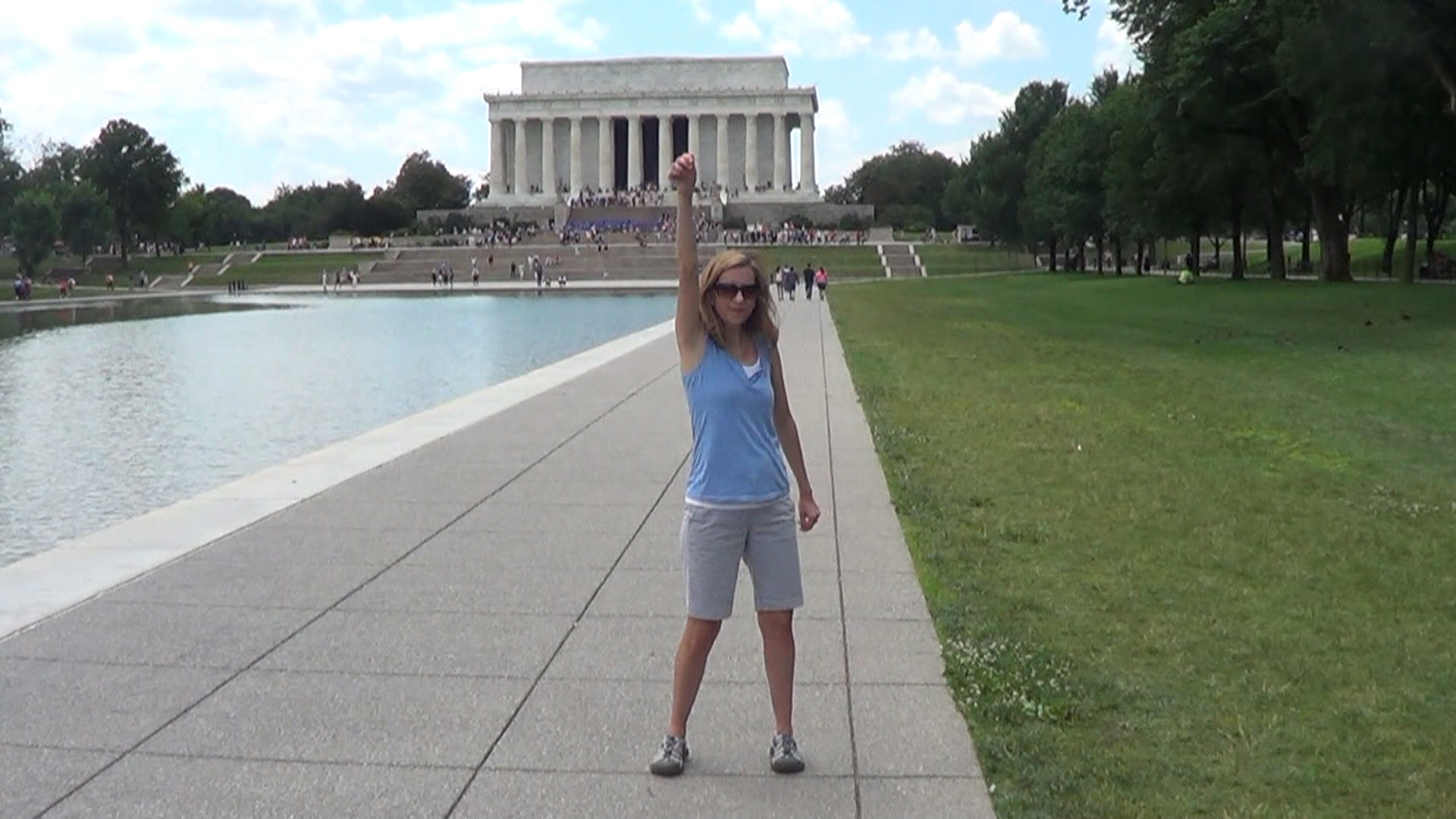30 - National Mall Lincoln Memorial
