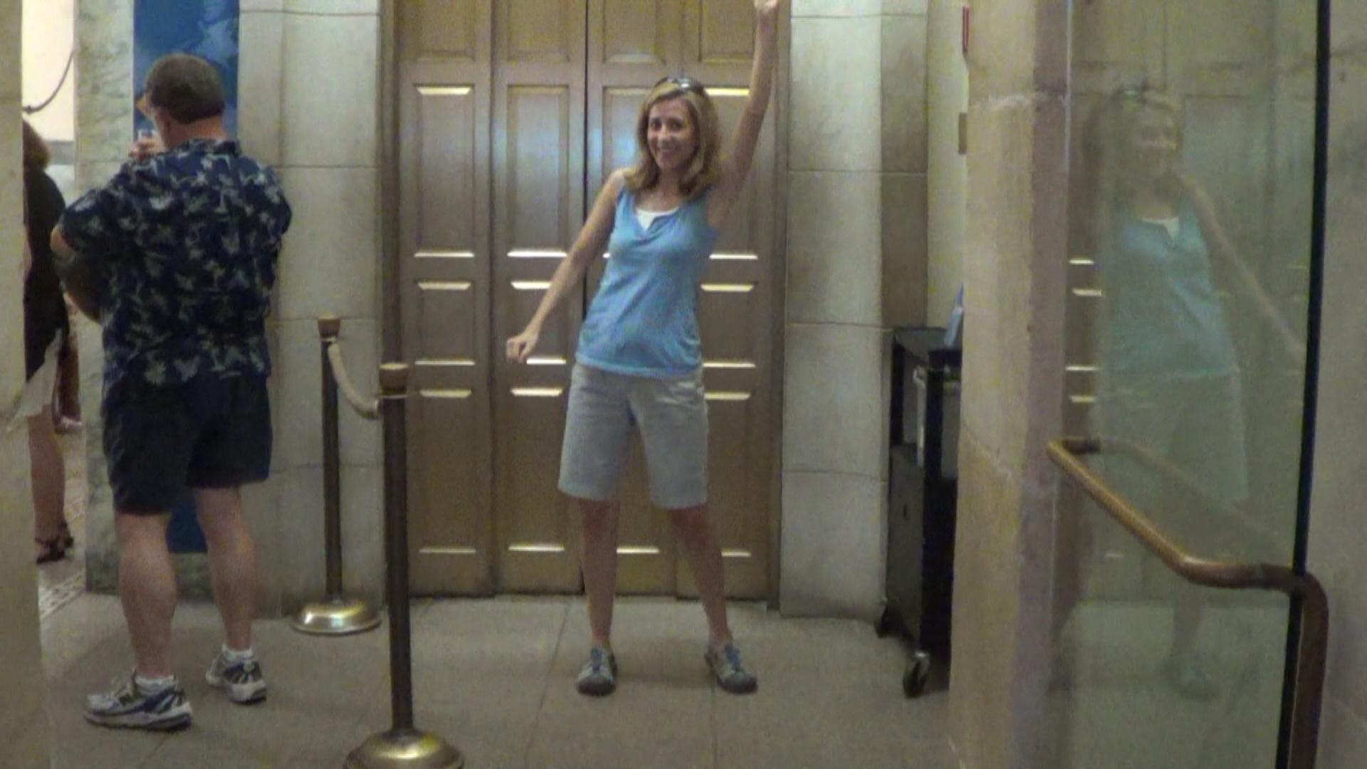 31 - Washington Monument Elevator