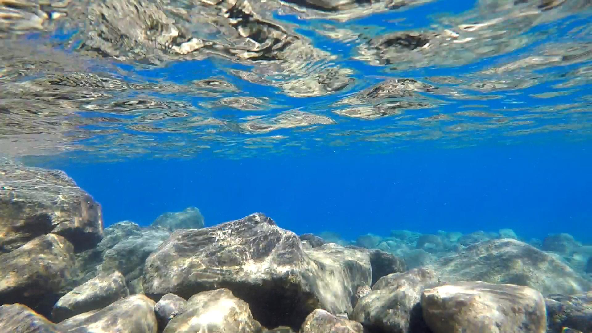 Crater Lake - Underwater